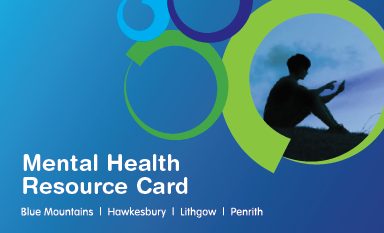 Mental Health Resource Card